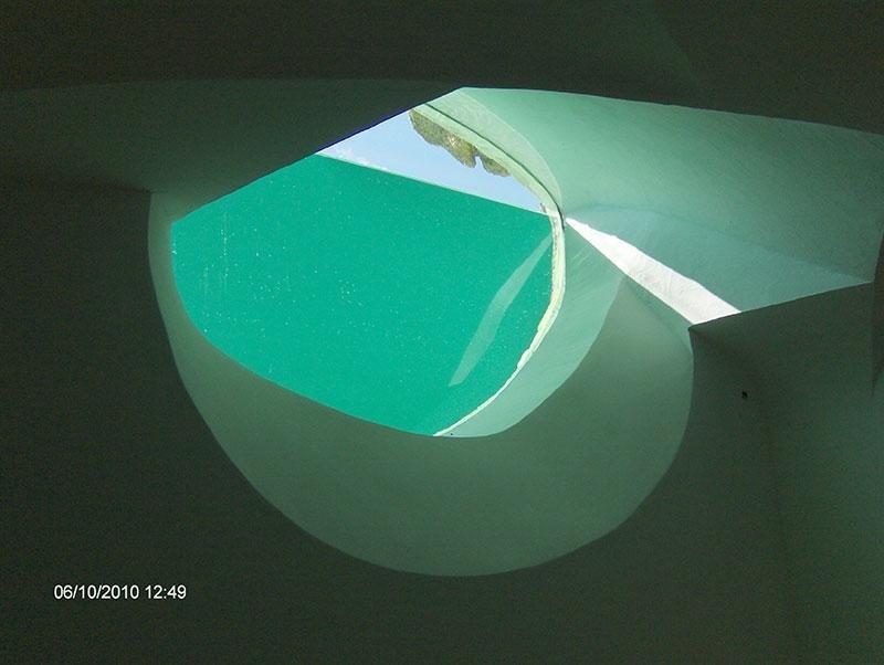 vetro piscina