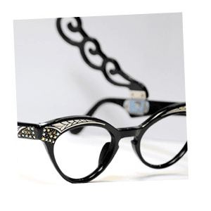 Sports lenses - Oxford - P B Conway Opticians - vintage stage