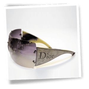 Eye tests - Oxford - P B Conway Opticians - dior
