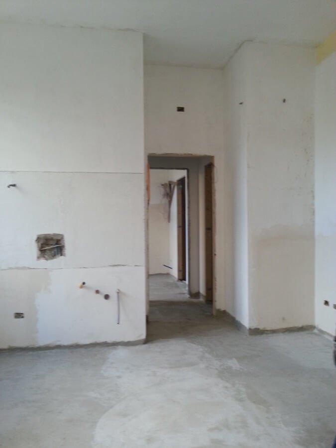 Lavori all'interno di un appartamento