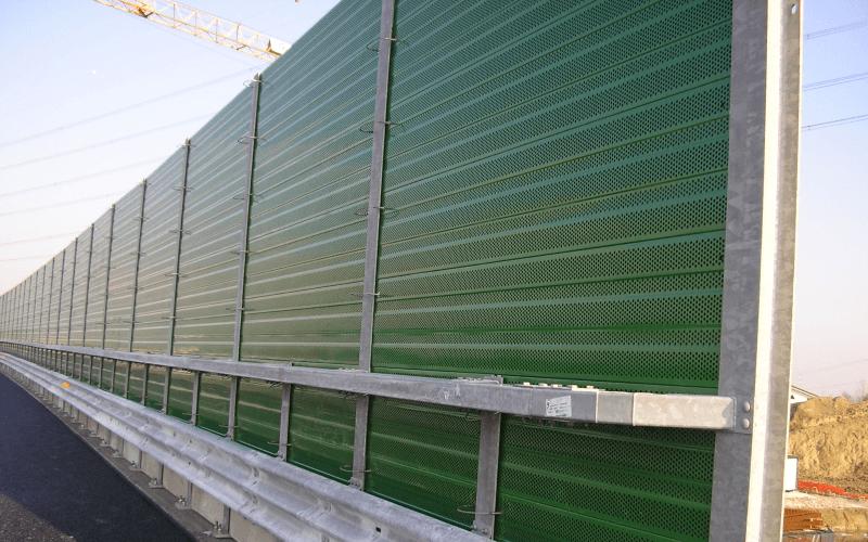 barriera integrata
