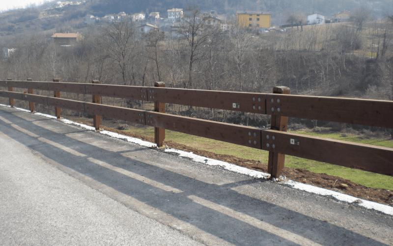 barriera sicurezza strada