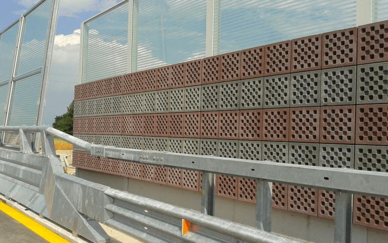 barriera fonoisolante