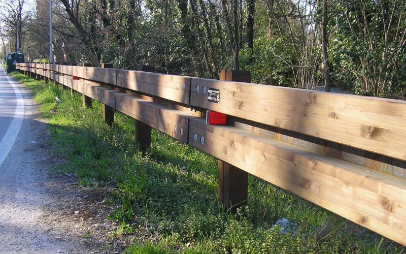 barra legno
