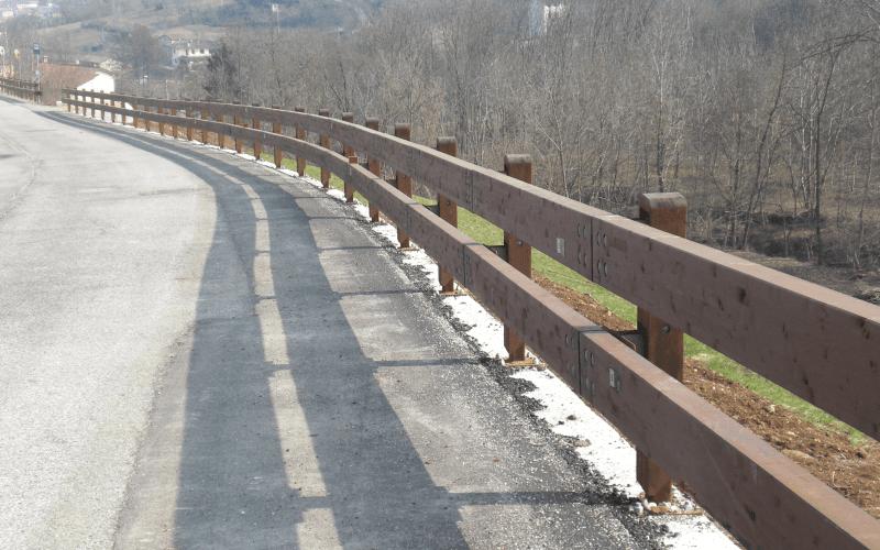 barriera isolante legno