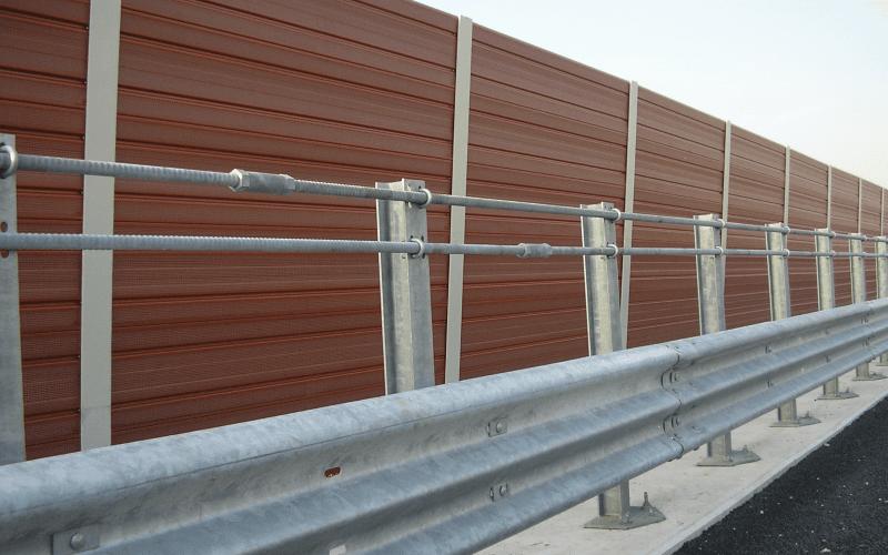 barriera acciaio