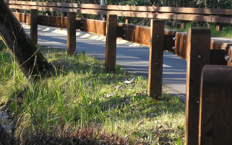 barriere legno