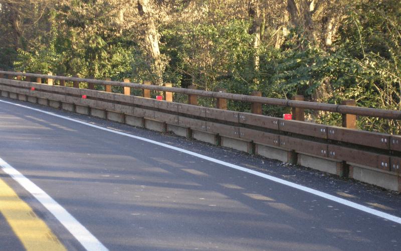 barriera legno multistrato