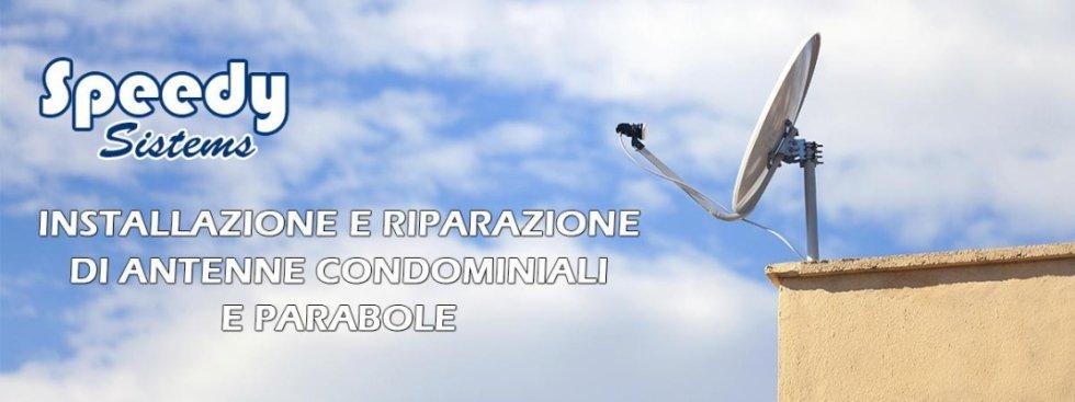 installazione parabole