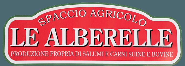 SPACCIO AGRICOLO LE ALBERELLE-LOGO