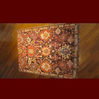 lavaggio di tappeti persiani