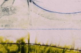 Schifano M. - S.T. - smalto su tela -  1974-78 - cm 60-80