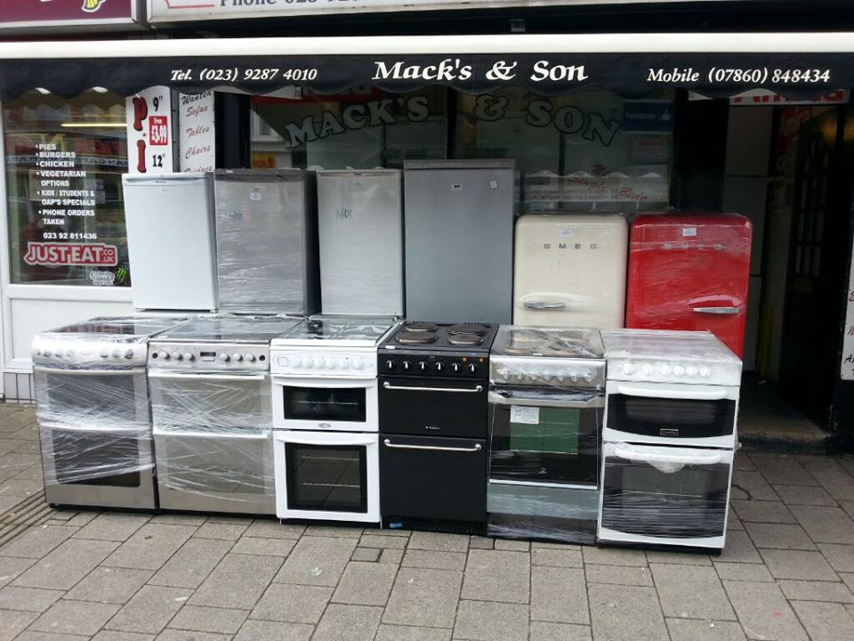New & Used Appliances