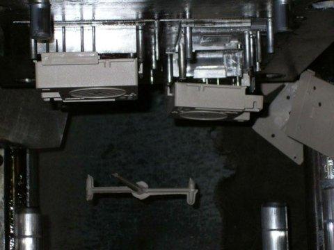 stampaggio plastica