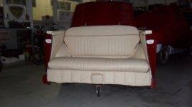 divanetti auto d'epoca da arredamento