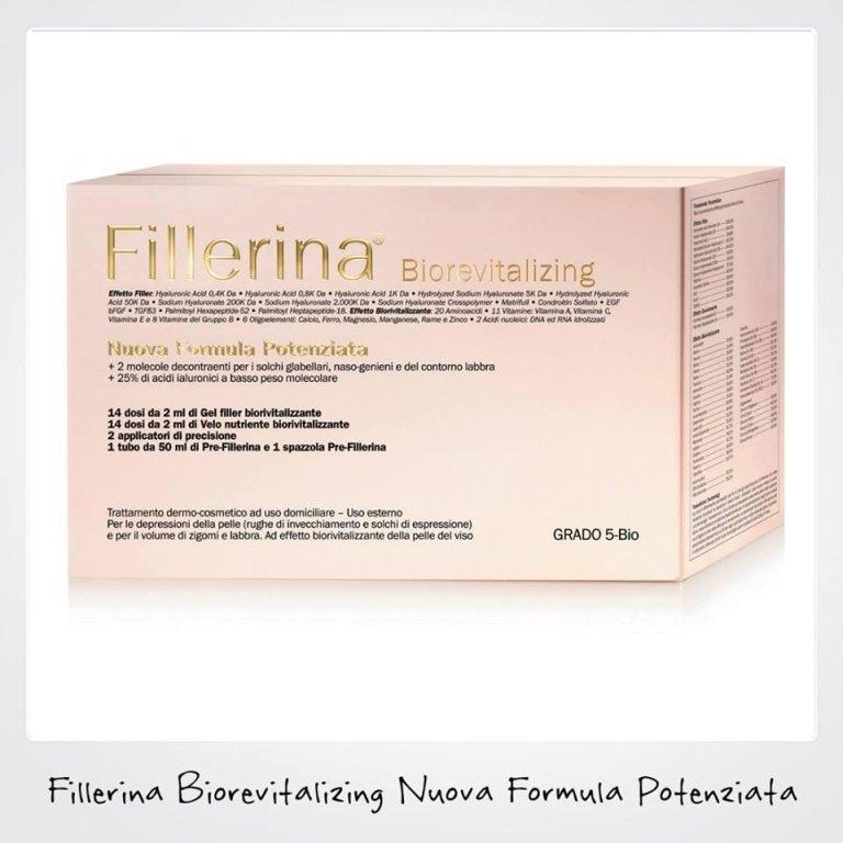 fillerina biorevitalizing