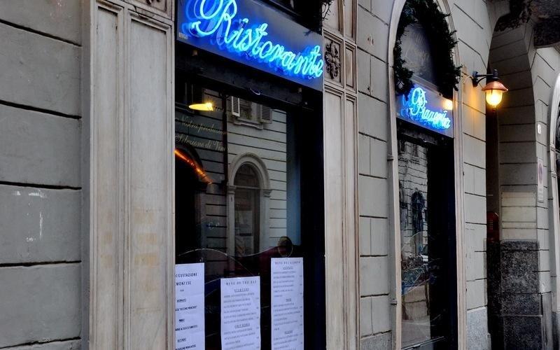 ristorante in centroa Torino