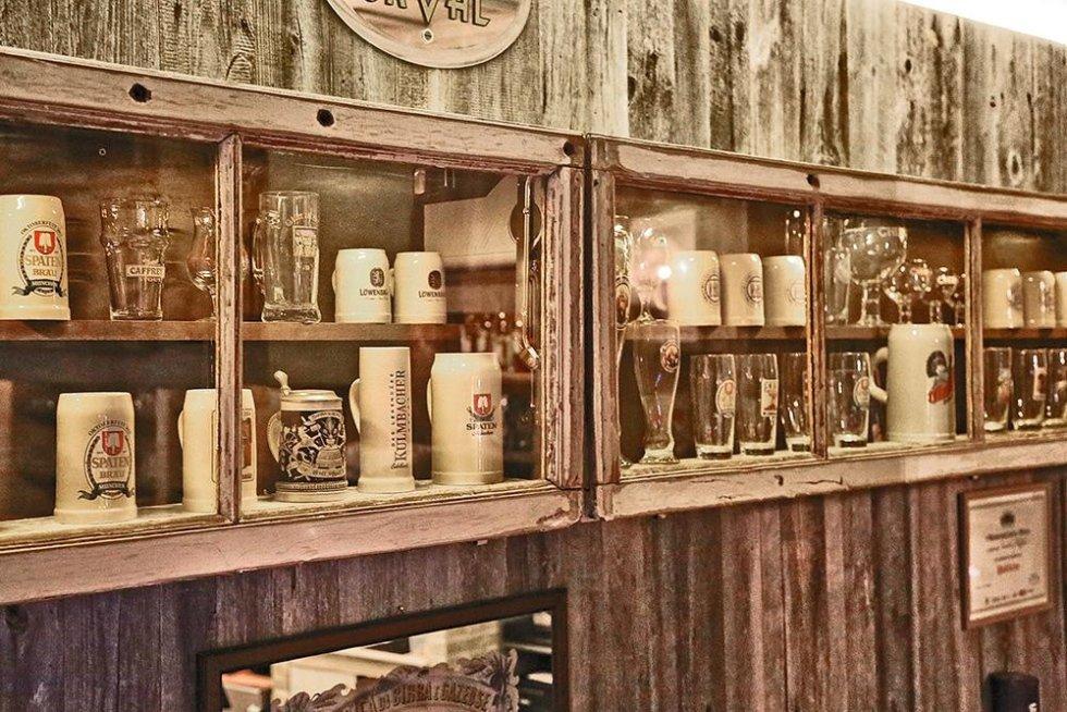 ripiani e mensole in legno