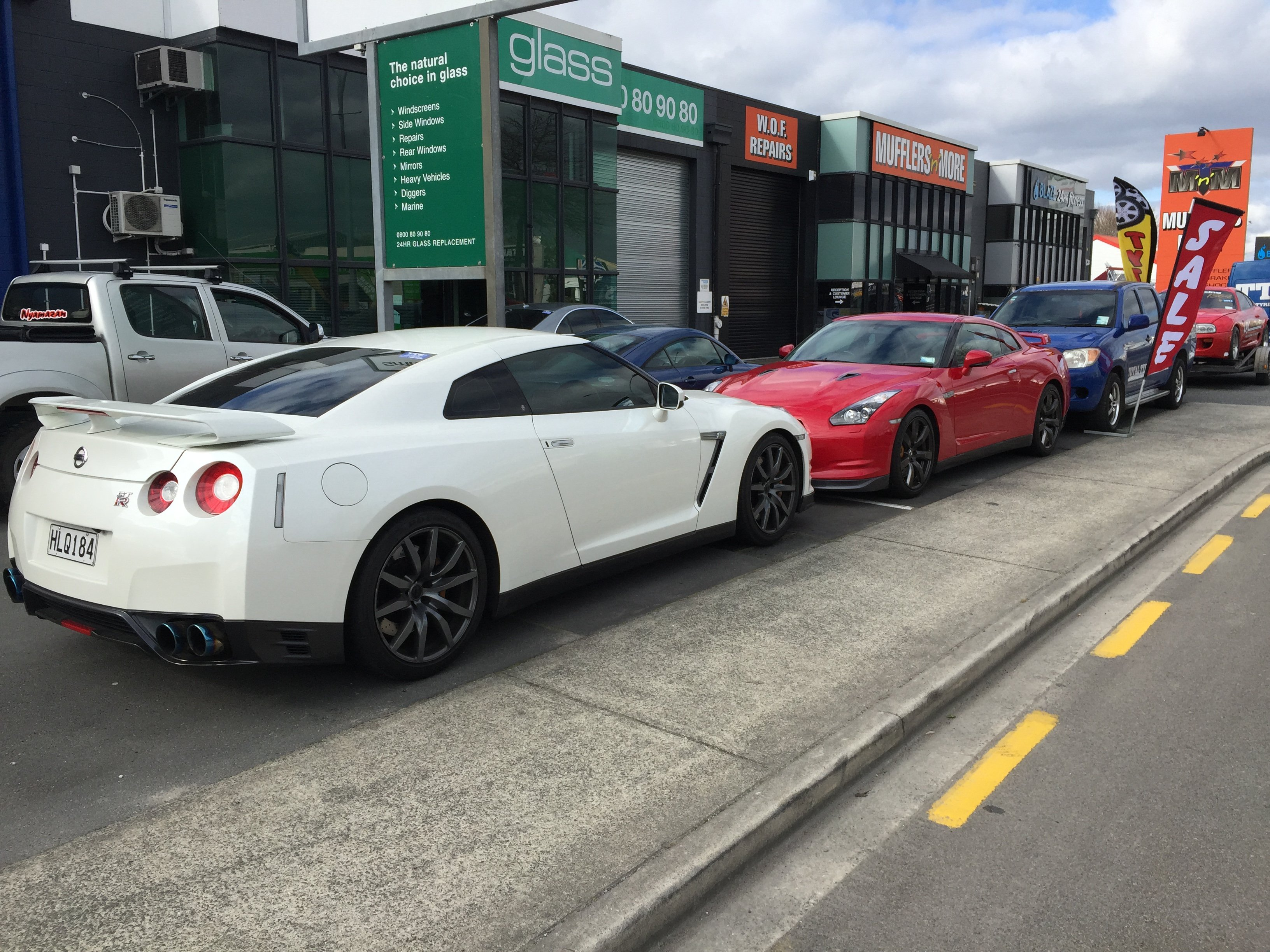 Tyres and wheels for cars in Rotorua