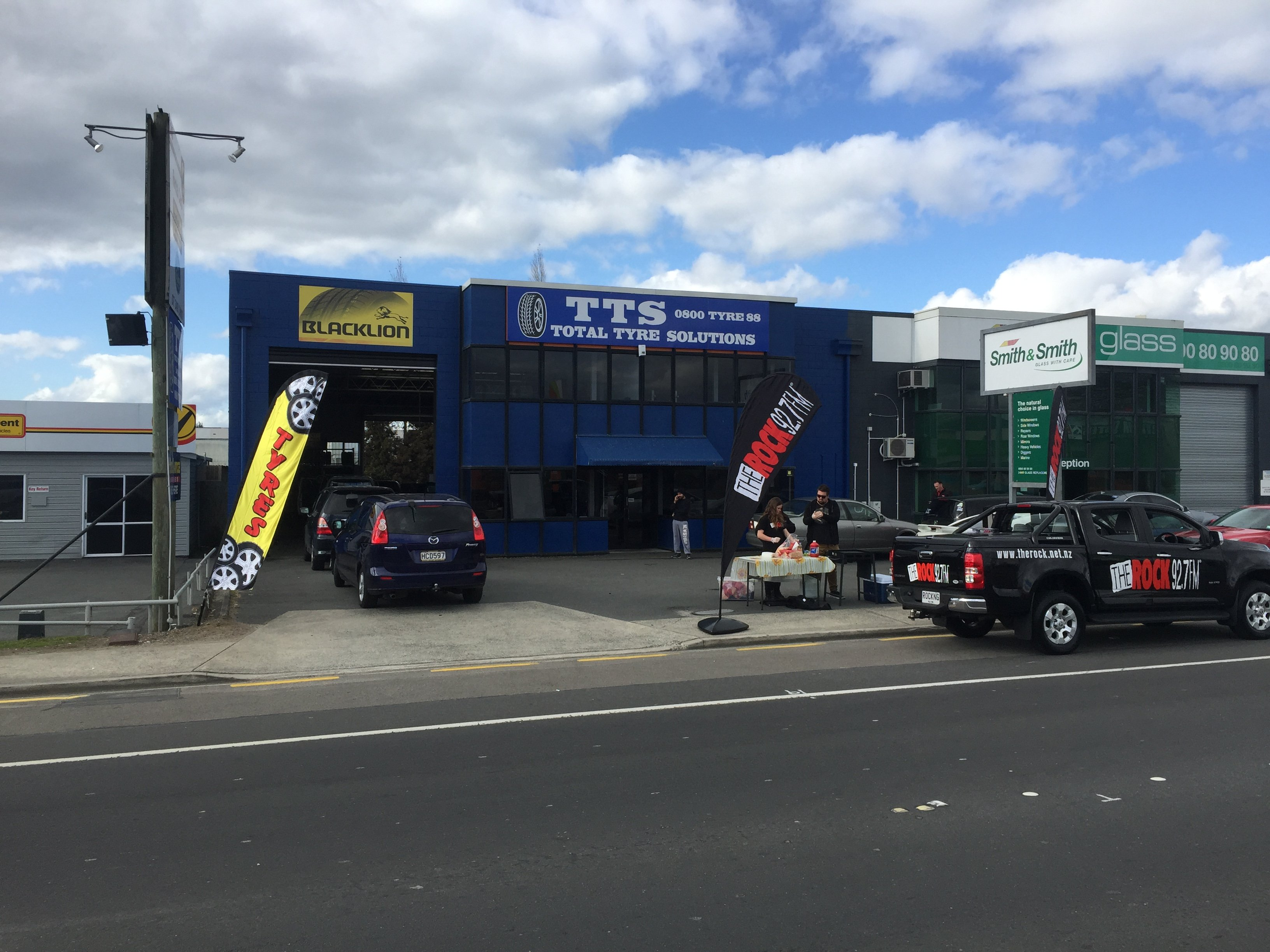 Tyres and wheels experts providing solutions for cars in Rotorua