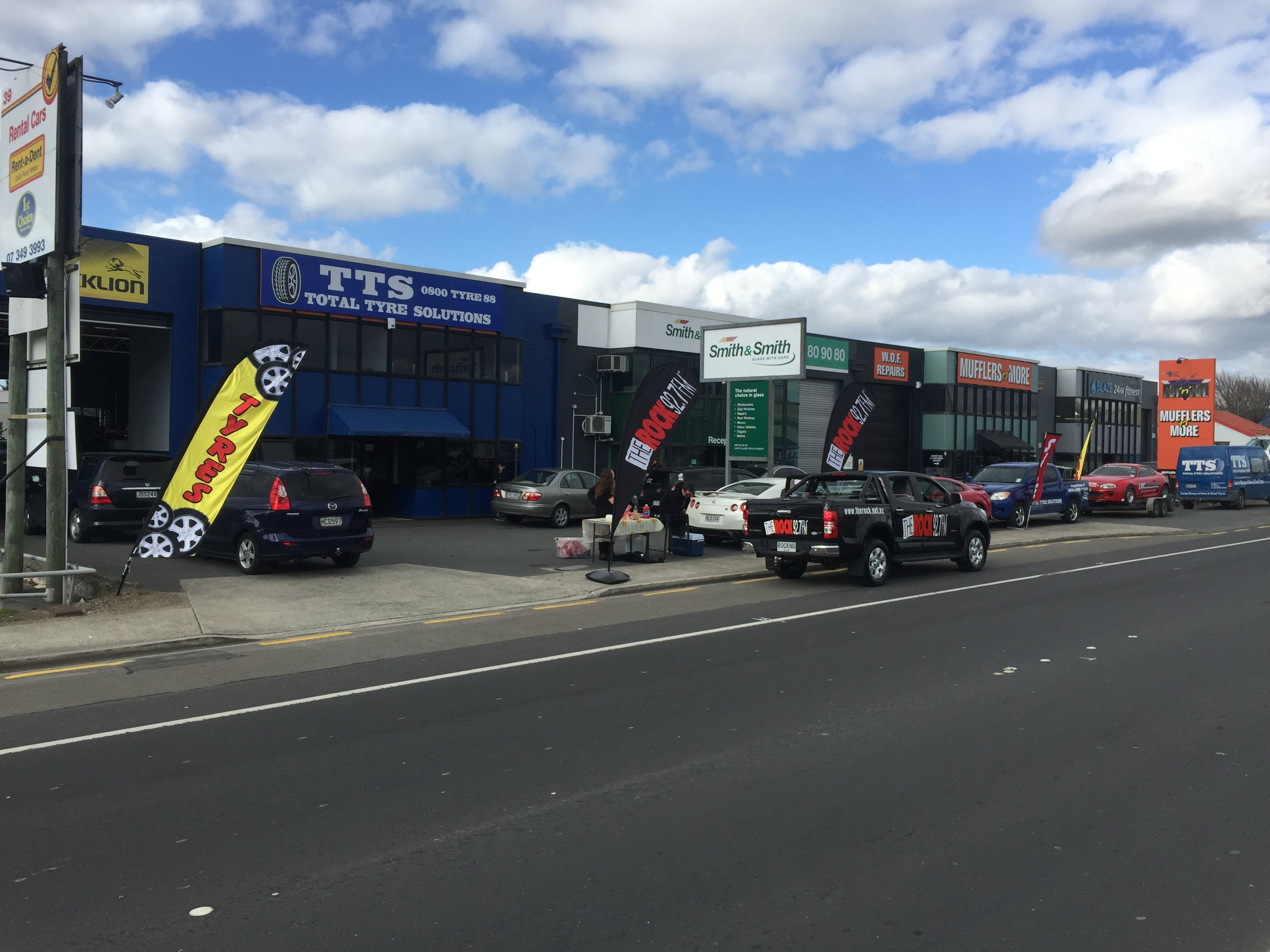 The right range of tyres at the right prices in Rotorua