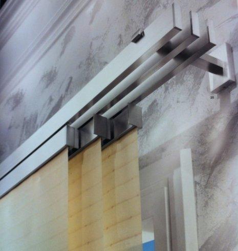 Sistema a pannelli in acciaio