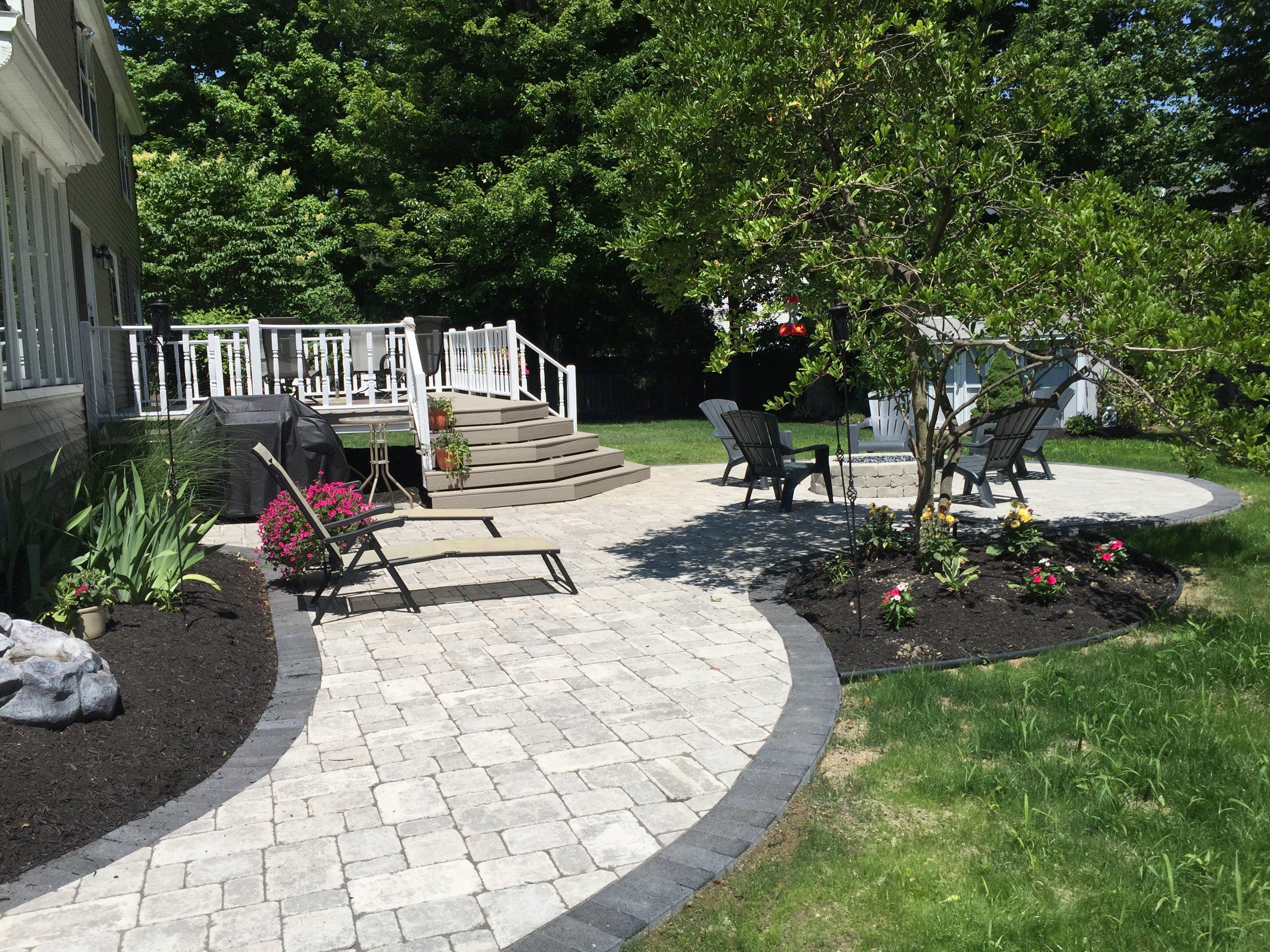Patio Installation Orchard Park, NY