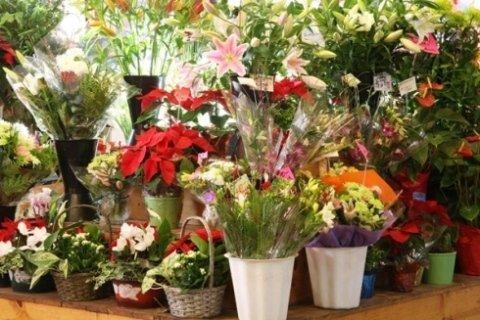 cestini floreali