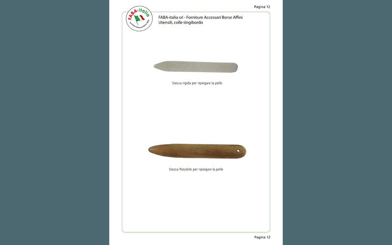 utensili taglio pelle