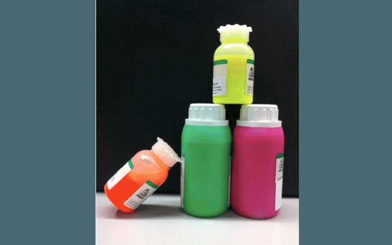 tingibordo colori fluo
