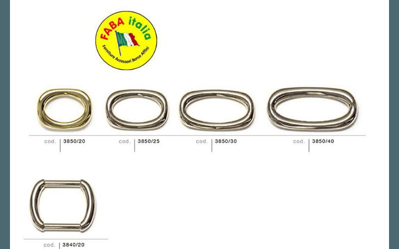 anelli per borse
