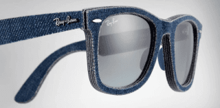 The classic #Wayfarer reimagined