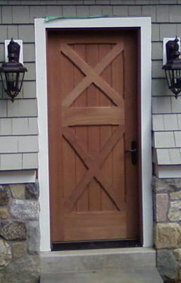 Custom Wood Door Gallery Front Entry Interior And
