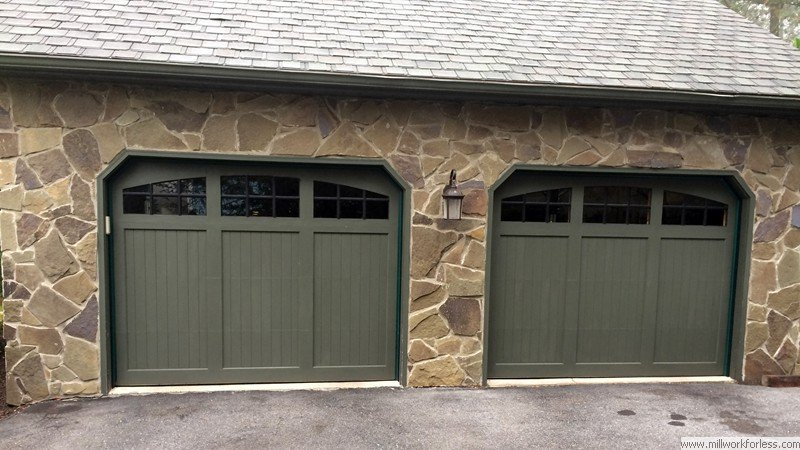 Custom Front Entry Door Manufacturer Catering To Home Builders