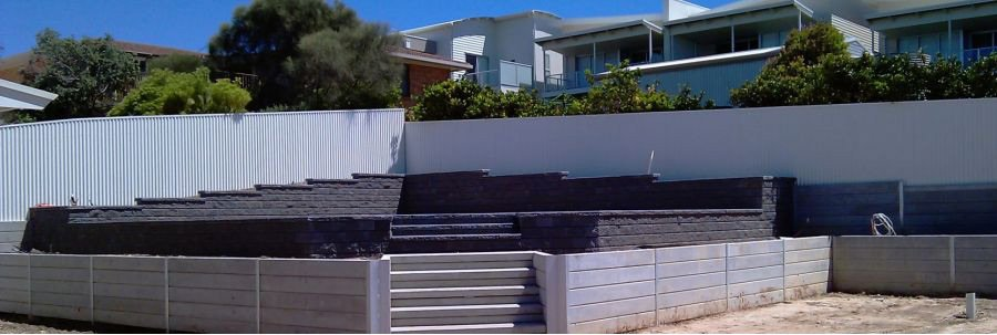 southern coast fencing fence surrounding a house