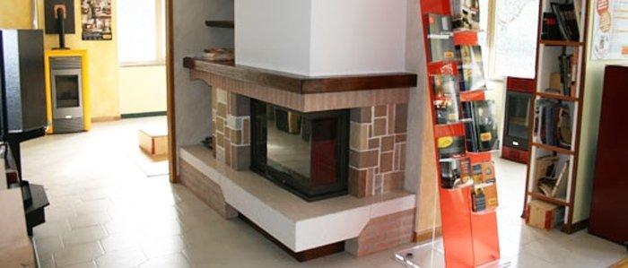 Showroom materiale edilizio
