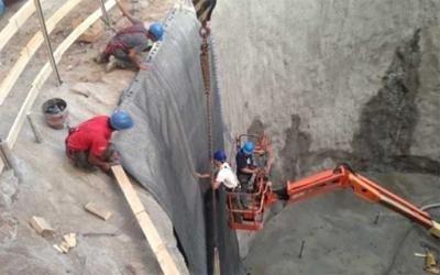 stesura membrane betonitiche