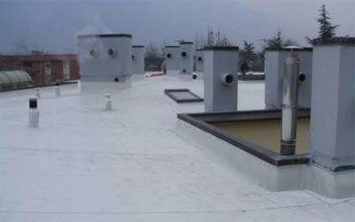 guaina isolante tetto