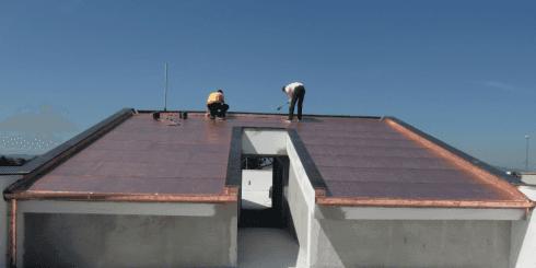 Impermeabilizzazione tetto mansarda