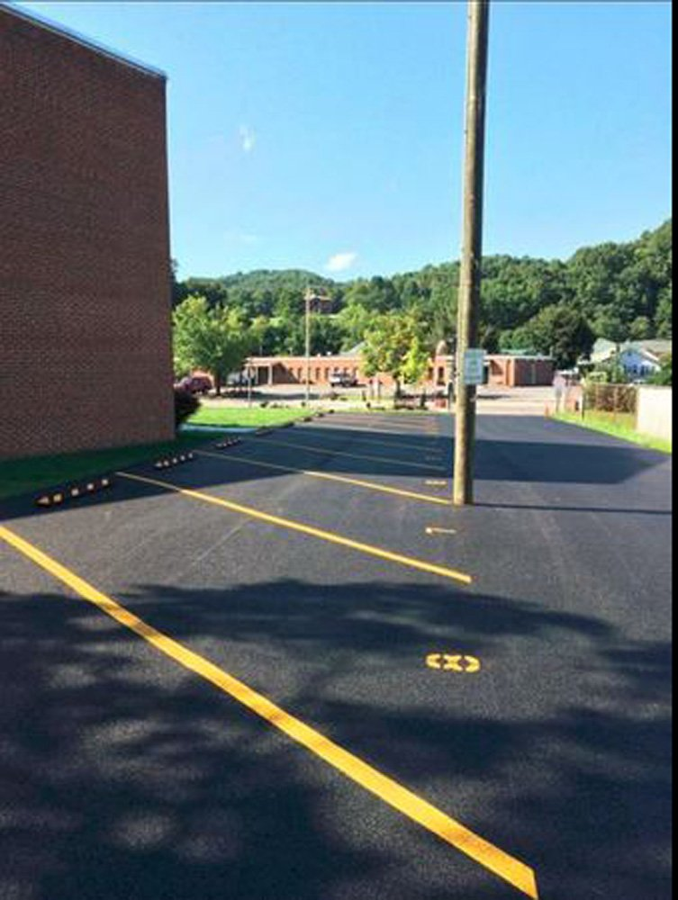 Car parking built by expert contractor in in west Virginia