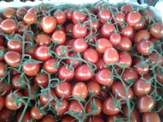 pomodori, ciliegine