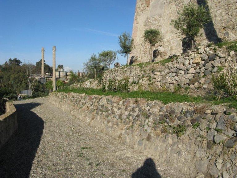 Restoring dry stone walls