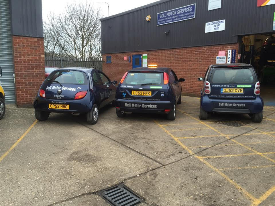 auto repair services in Rugby
