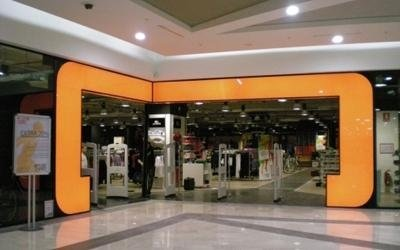Realizzazione portali centro commerciali