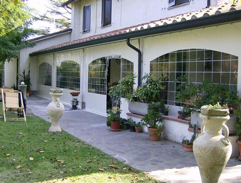 Struttura per esterno NON SOLO OMBRA Ravenna