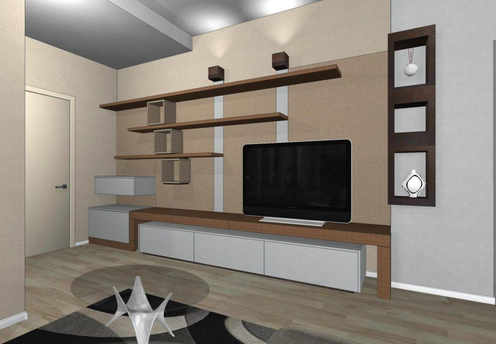 Progettazione arredamento in 3d bologna zinani c for Software arredamento 3d