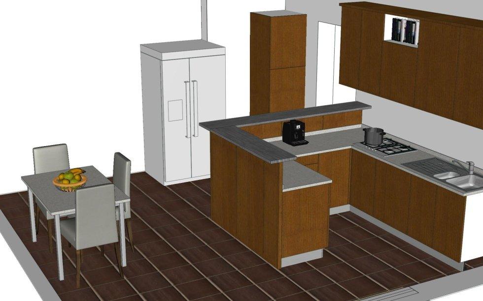 Progettazione arredamento in 3d bologna zinani c for Progettazione arredamento 3d
