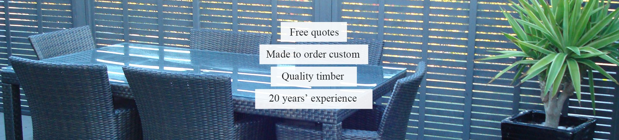 Your one-stop shop for custom trellis direct from our Christchurch factory