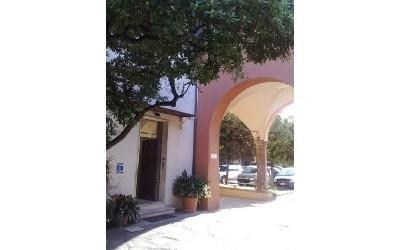 Ingresso pensionato Casa di riposo Francescana