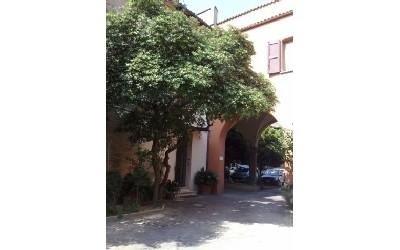 Cortile pensionato Casa di riposo Francescana